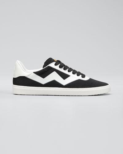 Daryl Low-Top Sport Knit Sneakers