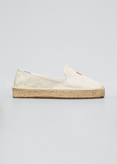 Spritz Lace-Up Espadrille Sneakers