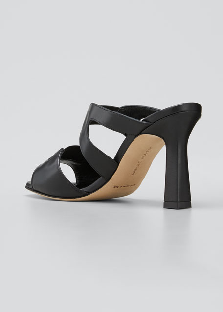 Abeba Two Band Slide Sandals