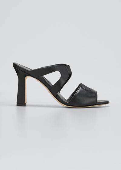 Abeba Two Band Slide Sandals
