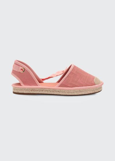 Roam Ankle-Tie Flat Espadrilles