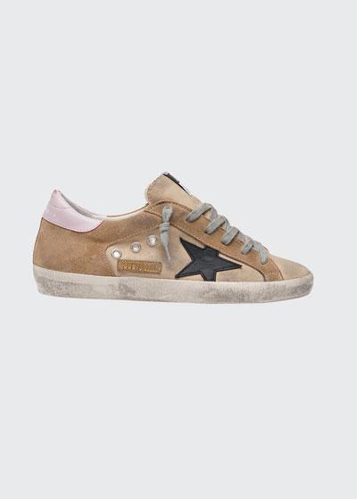 Superstar Canvas Low-Top Sneakers