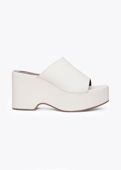 95mm Flatform Slide Sandals