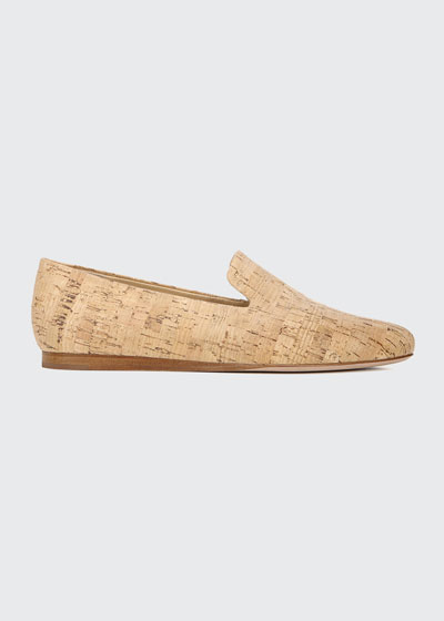 Griffin Cork Loafers