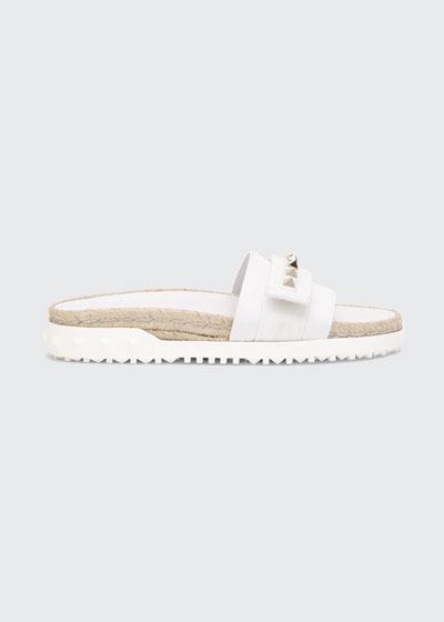 35mm Rockstud Sport Slide Sandals
