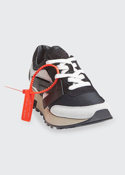 HG Runner Arrow Low-Top Sneakers