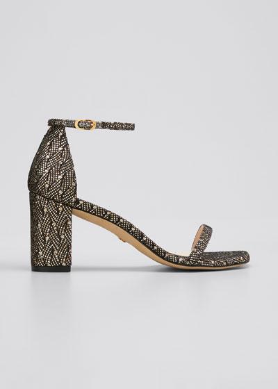 Amelina 75mm Ankle-Strap Sandals