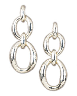 Ippolita Chain-Link Glamazon Earrings