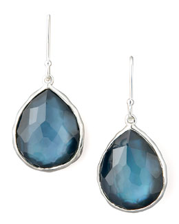 Ippolita Teardrop Earrings, Blue