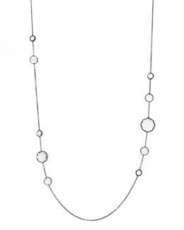 Ippolita Quartz-Station Necklace