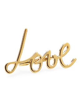 Love Two-Finger Ring