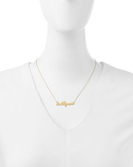 ea02825c1ad33 Serafina Personalized Mini Nameplate Necklace
