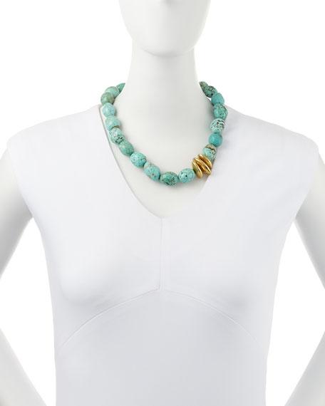 Yai Turquoise Necklace
