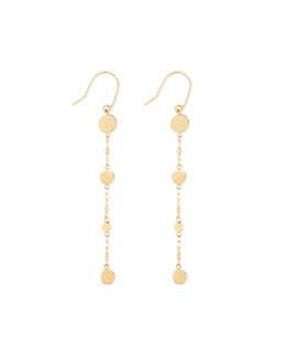 Lana Short Shimmer Earrings