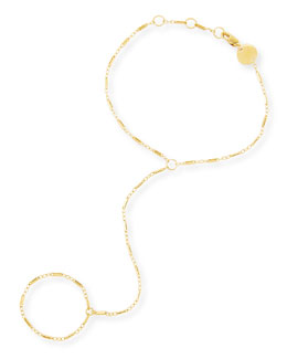 Madrid 18k Gold Vermeil Hand Chain