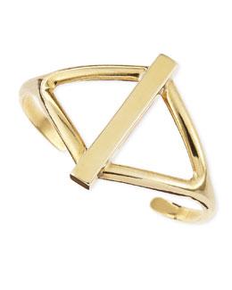 Pamela Love Golden Balance Cuff