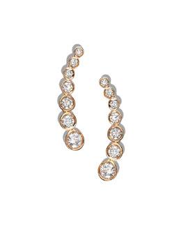 Lana Femme Fatale Diamond Earrings