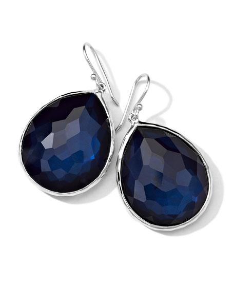 Sterling Silver Wonderland Teardrop Earrings in Burton