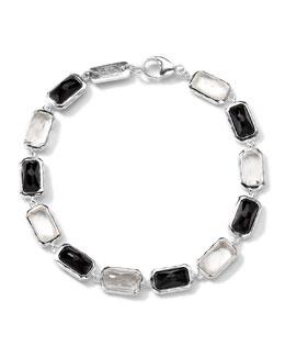 Ippolita Sterling Silver Wonderland All-Stone Linear Bracelet in Astaire