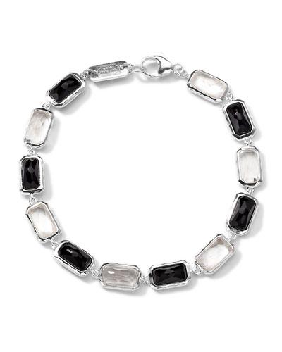 Sterling Silver Wonderland All-Stone Linear Bracelet in Astaire