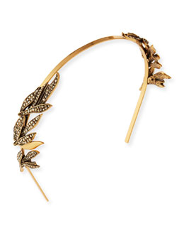 Crystal Spike Tiara Headband