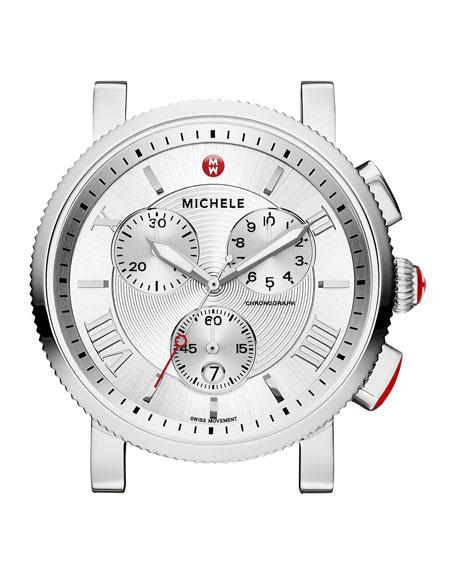 Sport Sail Stainless Steel Watch Head, 42mm