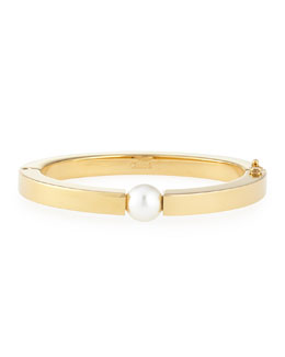 Darcy Simulated Pearl Bracelet