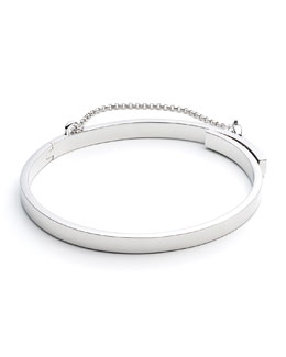 Extra-Thin Safety Chain Bracelet