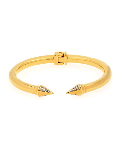 Mini Titan Hex Thea Crystal Bracelet
