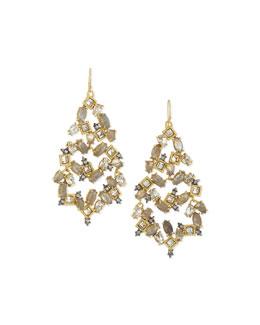 Elements Confetti Chandelier Earrings
