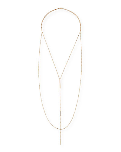 Bella 18k Gold Vermeil Layered Necklace
