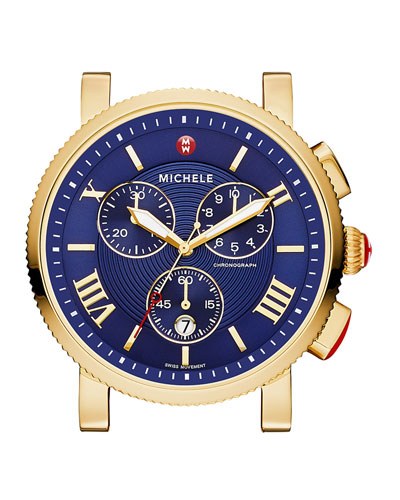 20mm Sport Sail Gold-Plated Watch Head