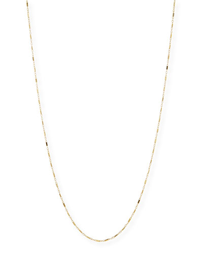 Gold Vermeil Y-Drop Necklace