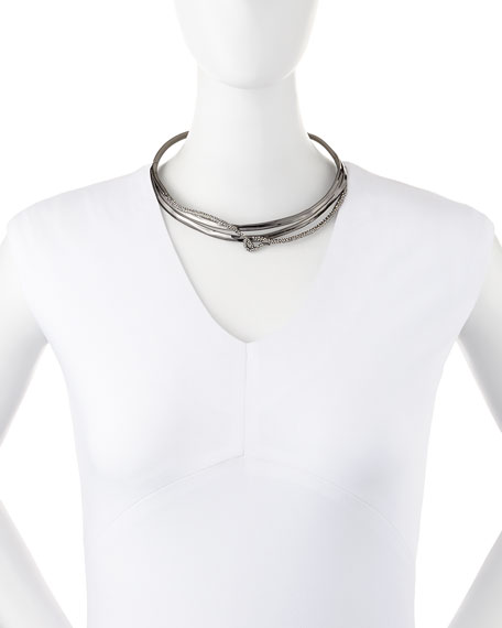 Miss Havisham Collar Necklace