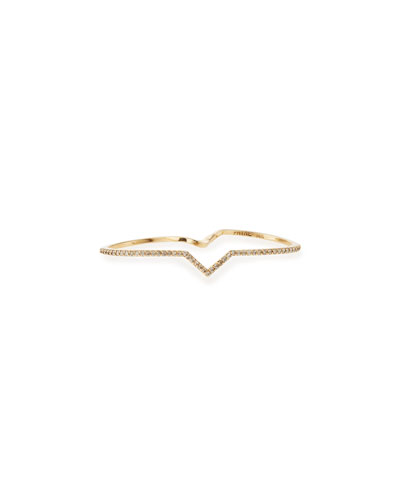 Elisabeth Double Finger Diamond Ring