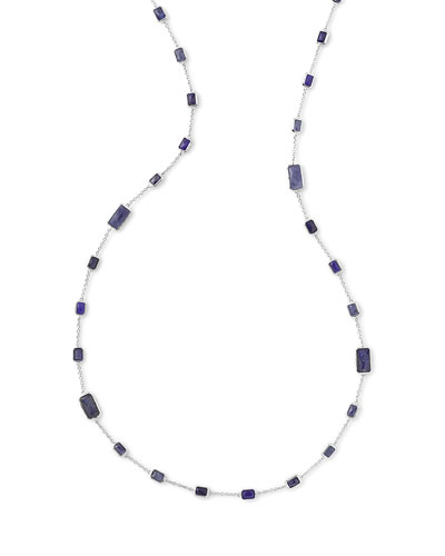 925 Rock Candy Station Necklace in Odyssey, 50