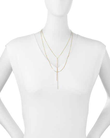 14K Elite Blake Layered Necklace