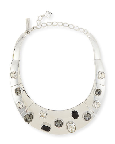 Swarovski® Crystal Collar Necklace
