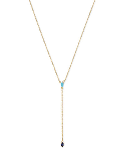 18K Chiara Lariat Necklace
