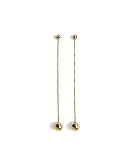 70a59a2869ba7b Vita Fede O'Hara Duster Ball Drop Earrings