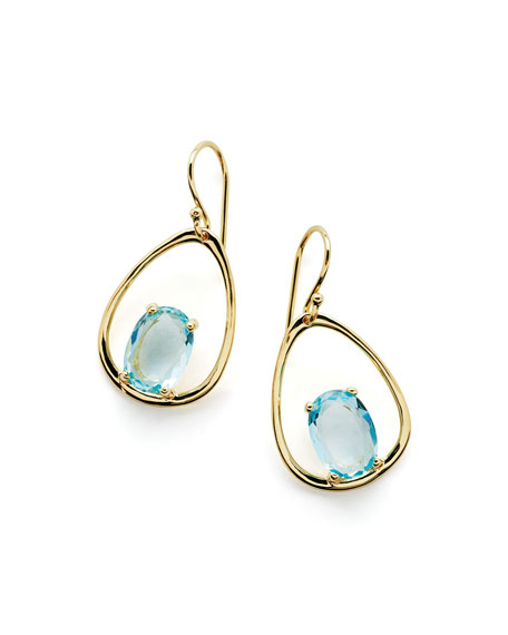 Ippolita 18K Rock Candy Wire Earrings