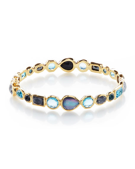 Ippolita 18K Rock Candy Mixed Hinge Bracelet in