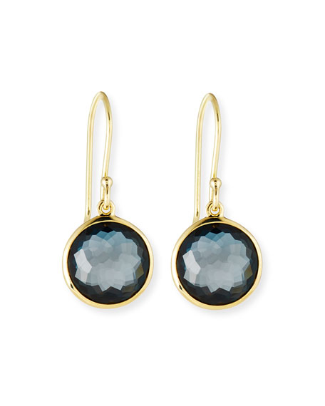 Ippolita 18k Gold Rock Candy Mini Lollipop Earrings