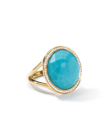 Ippolita Small Round Lollipop Ring