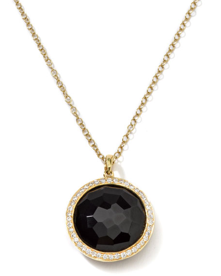 Ippolita 18K Gold Rock Candy Lollipop Necklace with