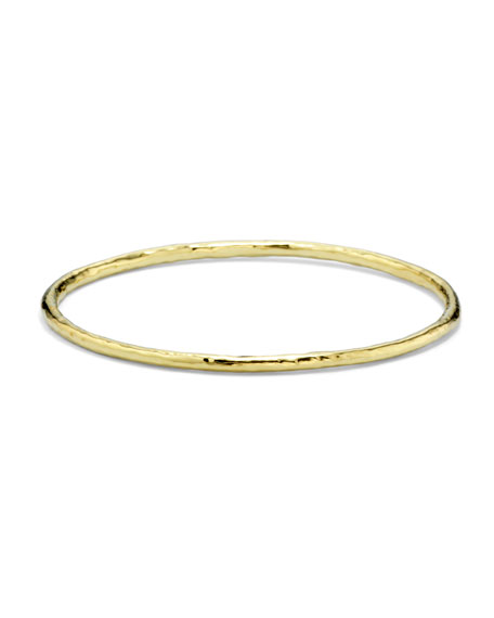 18K Gold Glamazon Bangle #1