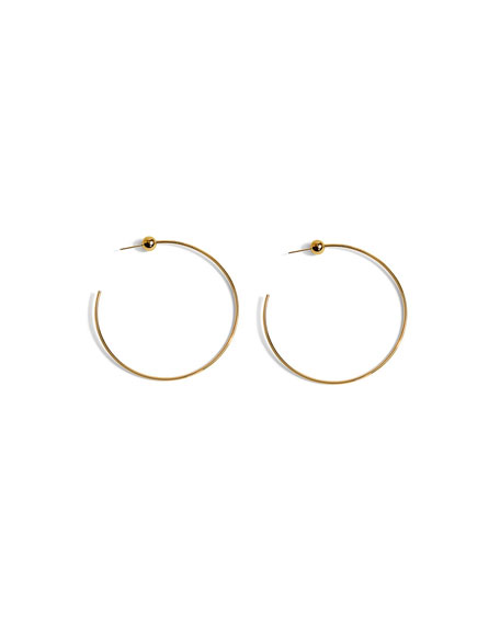 Vita Fede Sfera Hoop Earrings