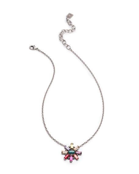 Jana Crystal Pendant Necklace