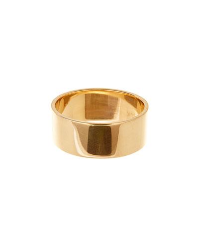 Large 14K Vanity Ring
