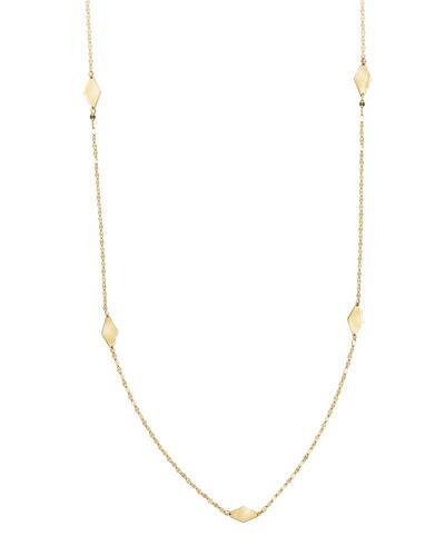 Nexus 20 Triple Bar Pendant: Lana Jewelry : Necklaces, Earrings & Rings At Bergdorf Goodman